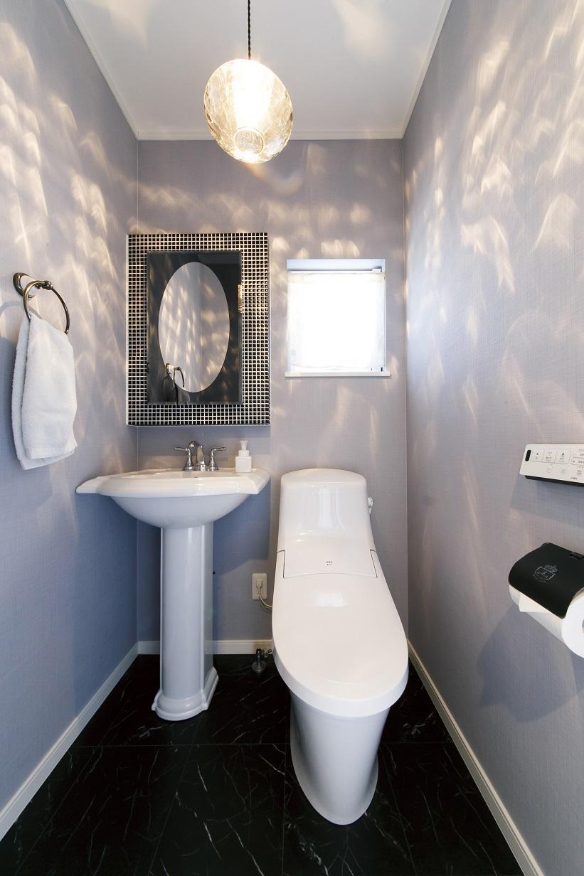 S様邸 3039 トイレ