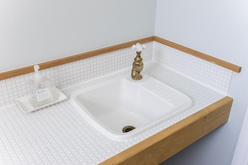 N様邸 1817 トイレ