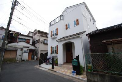Y様邸 ~屋上のある3階建て2世帯の家~
