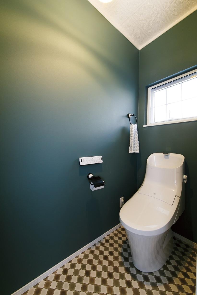 K様邸 2580 トイレ