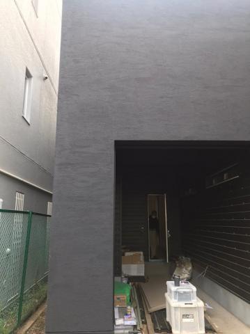 川口市AR様邸 施工中の様子